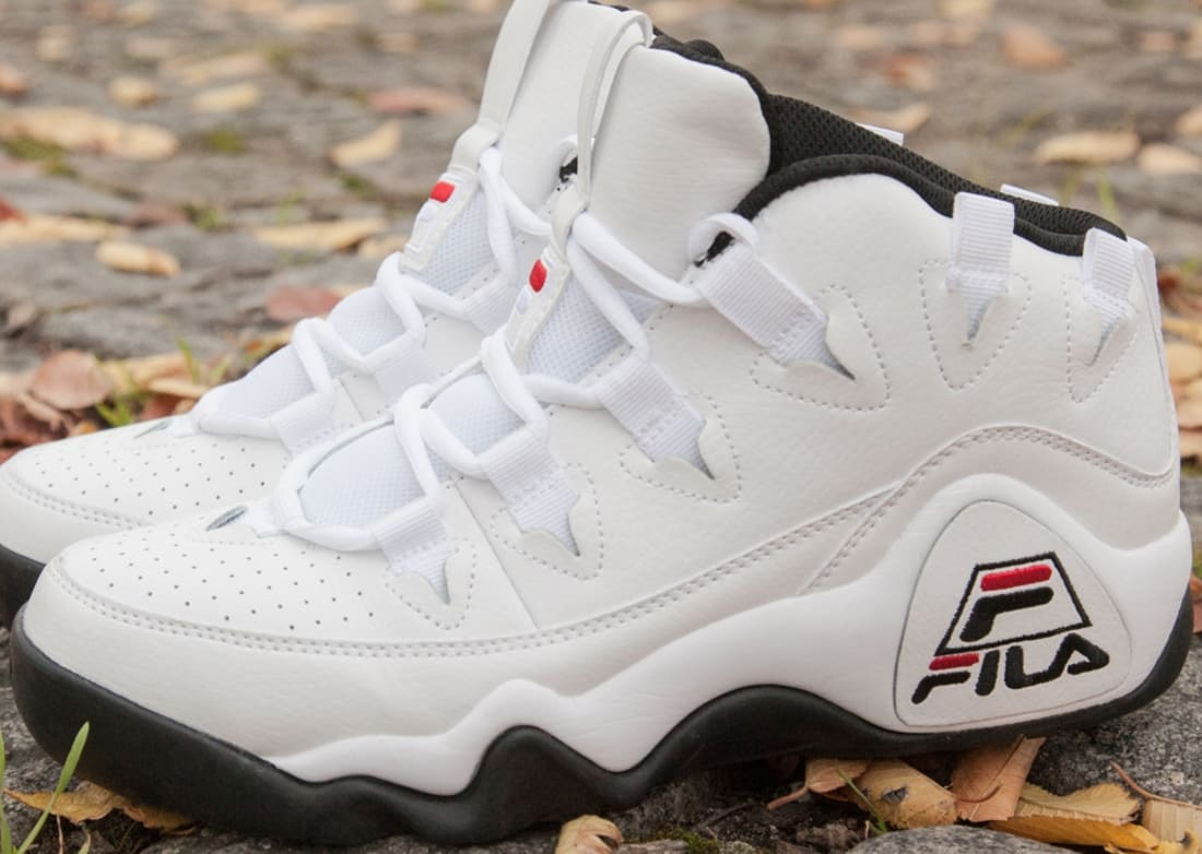Fila 95 White/White-Black
