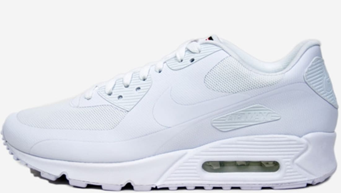 juego amanecer Fuera de  Nike Air Max '90 Hyperfuse QS USA White | Nike | Sole Collector