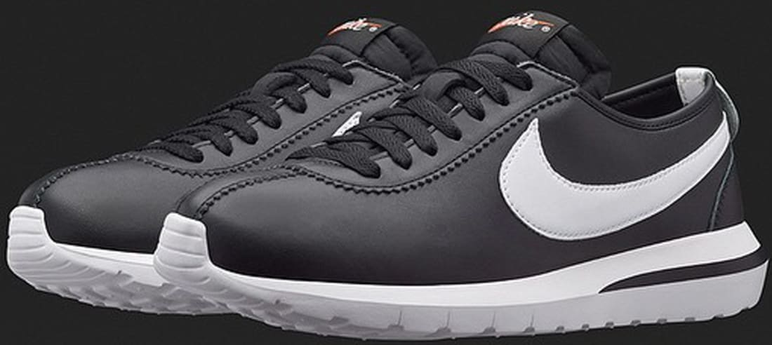 Nike Roshe One Cortez Black/White