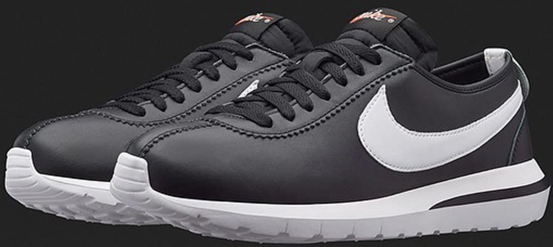 online store a4458 d2ffb Nike Roshe One Cortez Black White