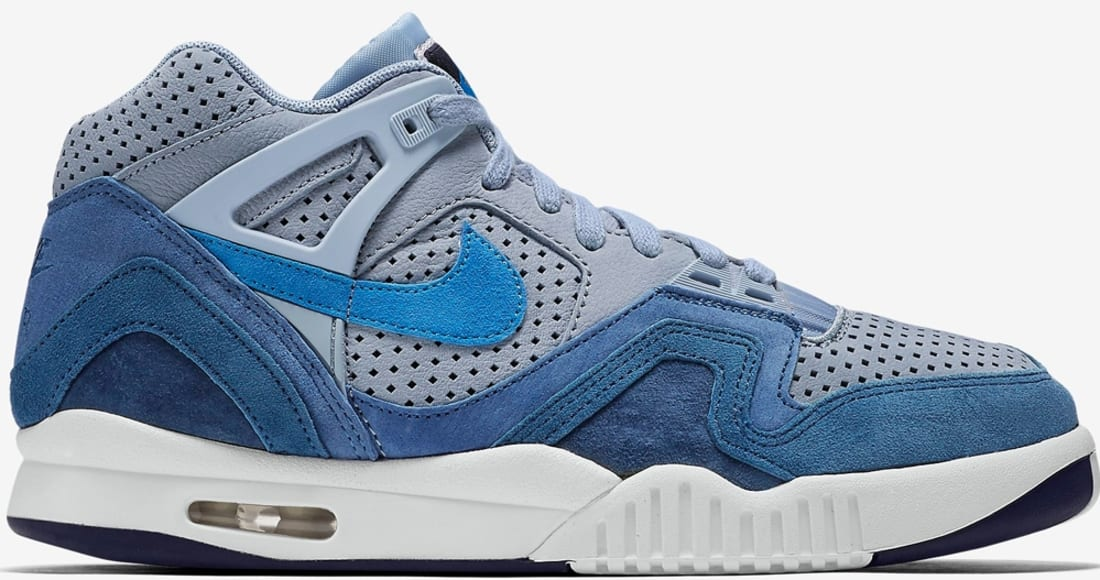 e9e21bcc2b3 Nike · Nike Agassi · Nike Air Tech Challenge 2 (II). Nike Air Tech  Challenge II QS Blue Grey Photo ...