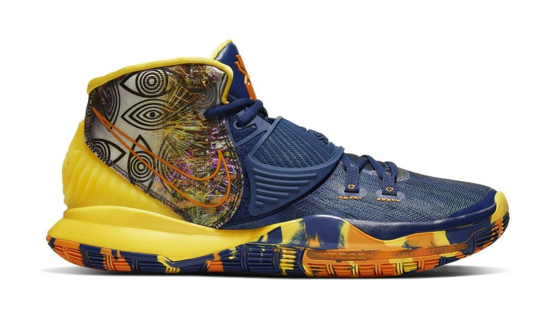 Nike Kyrie 6 Preheat