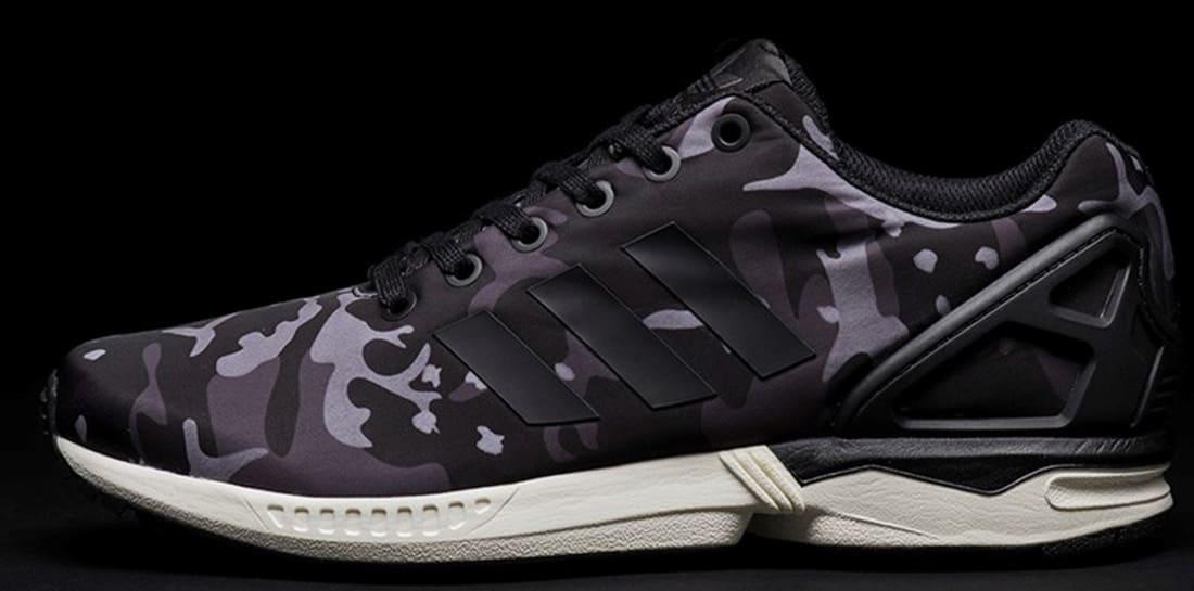 adidas ZX Flux Black/Grey