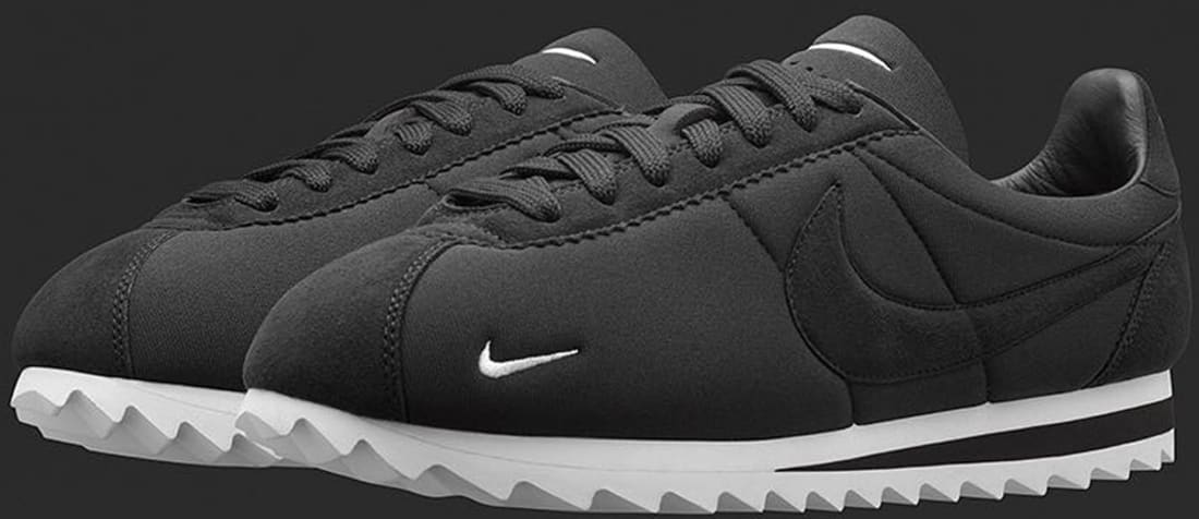 quality design fe0fc 61f2f Nike Classic Cortez Shark SP Black/White | Nike | Sole Collector