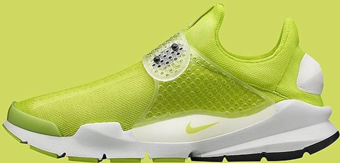 competitive price 4c867 975de Nike Sock Dart SP Neon Yellow Summit White