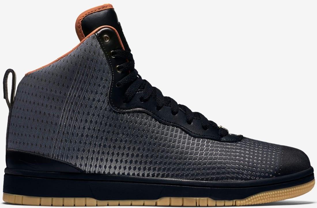 Nike KD 8 NSW Lifestyle Black/Tuscan