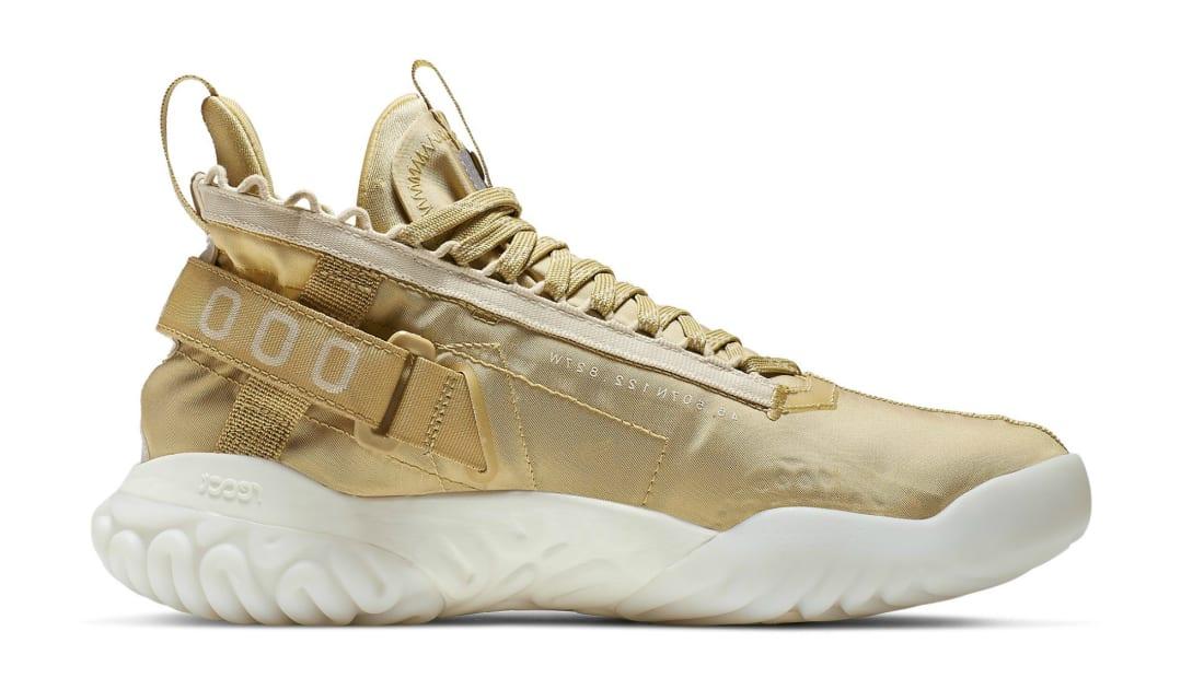 54afdd0f2c3aa7 Jordan · Air Jordan · Jordan Proto-React. Jordan Proto-React Metallic Gold  White