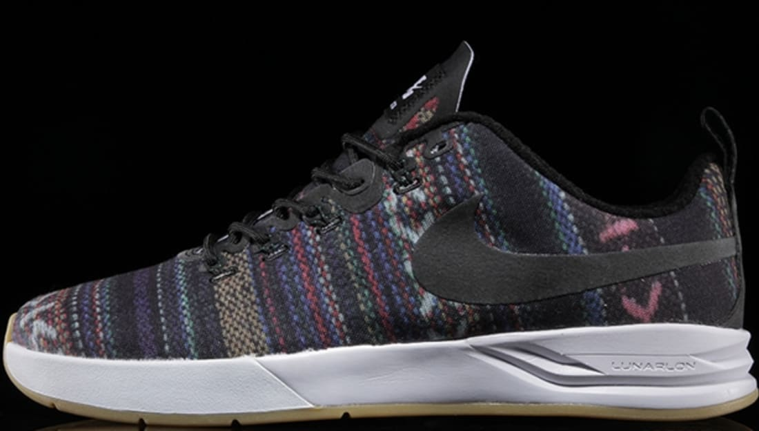 Nike SB Project BA Multi-Color/Black-White