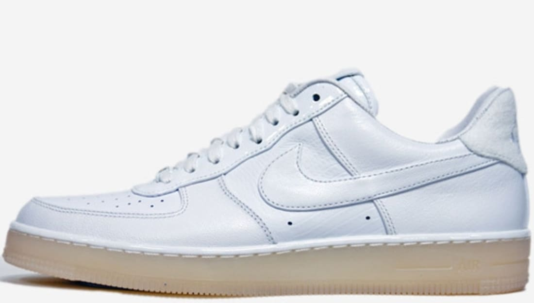 Nike Air Force 1 Low Downtown Leather QS WhiteWhite | Nike