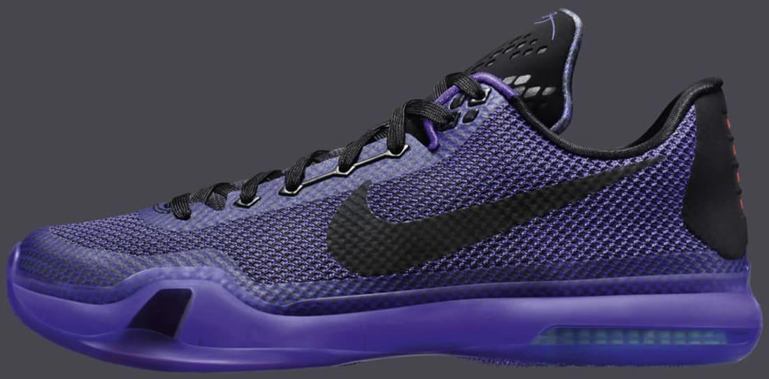 dda1953b882a Nike · Nike Kobe · Nike Kobe 10 (X). Nike Kobe X Black Black-Persian ...