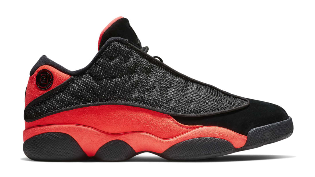 b0fbb322a2d Clot x Air Jordan 13 Retro Low