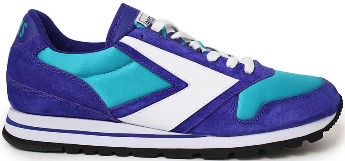 Brooks Chariot Turquoise/Purple-White