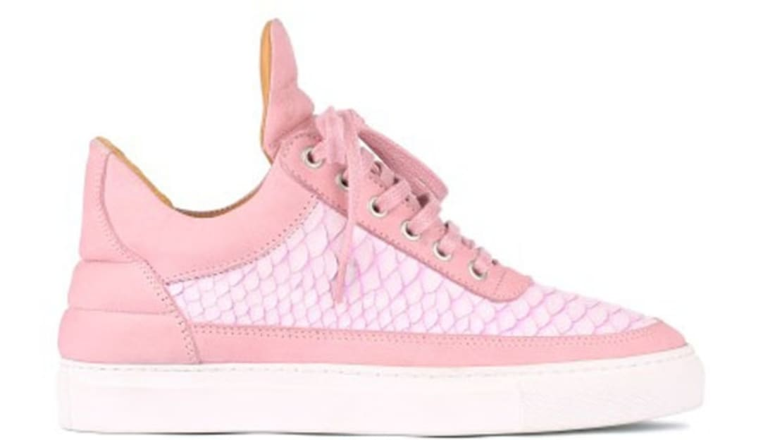 Filling Pieces Low Women's Pink/Pink