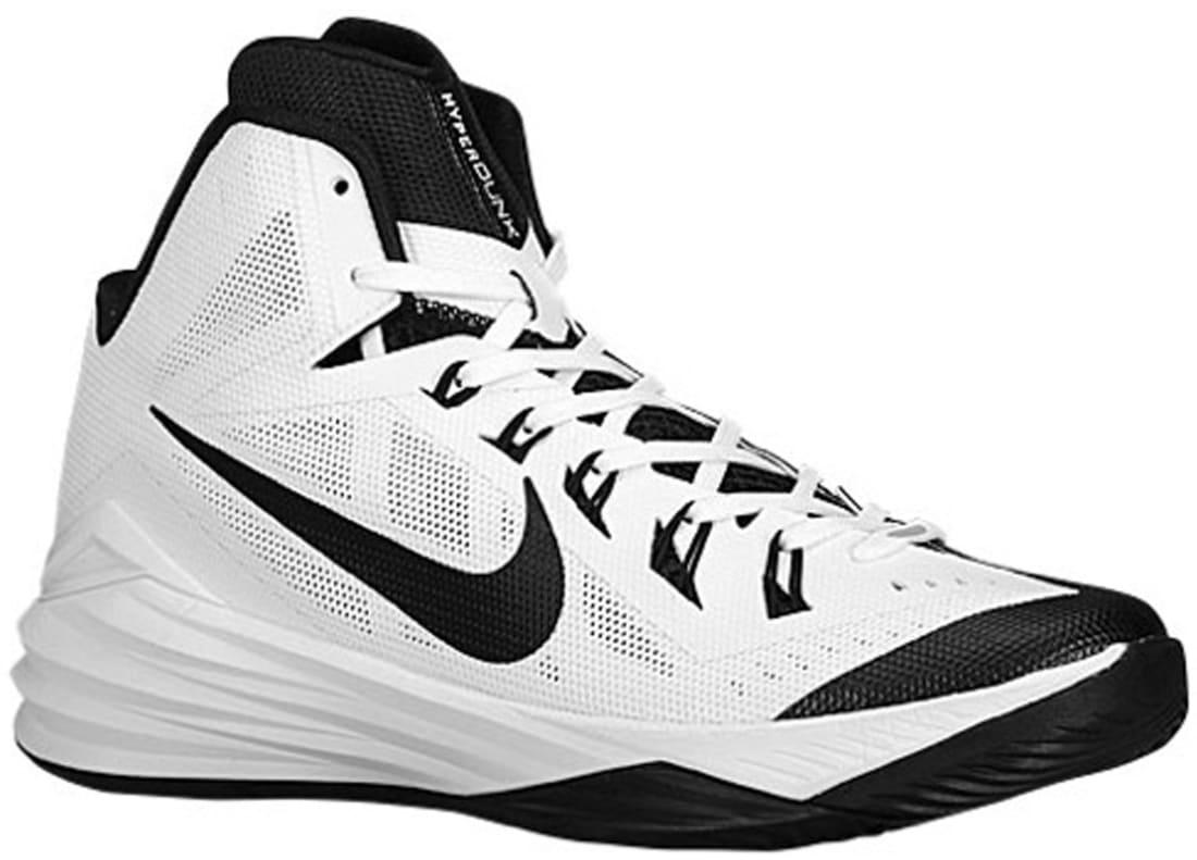 new style 034cd 7c37d Nike Hyperdunk 2014 White Black