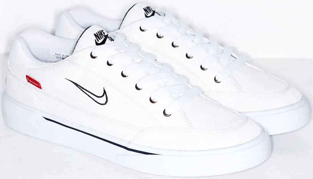 Nike GTS SB White/Black