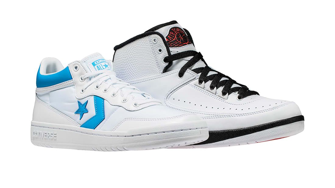Converse x Air Jordan Pack The 2 That Started It All