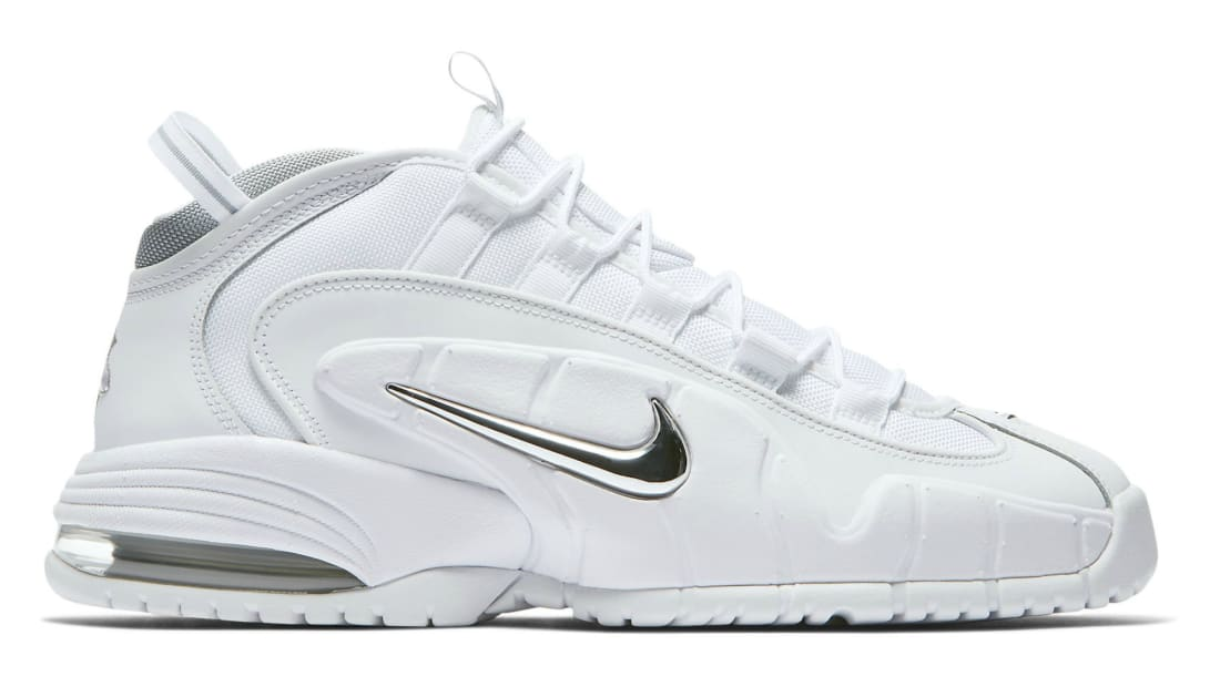 Nike Air Max Penny 1 White Metallic 685153 100Sålen Nike Sole Collector