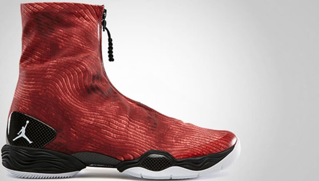 Air Jordan 28 Camo Gym Red