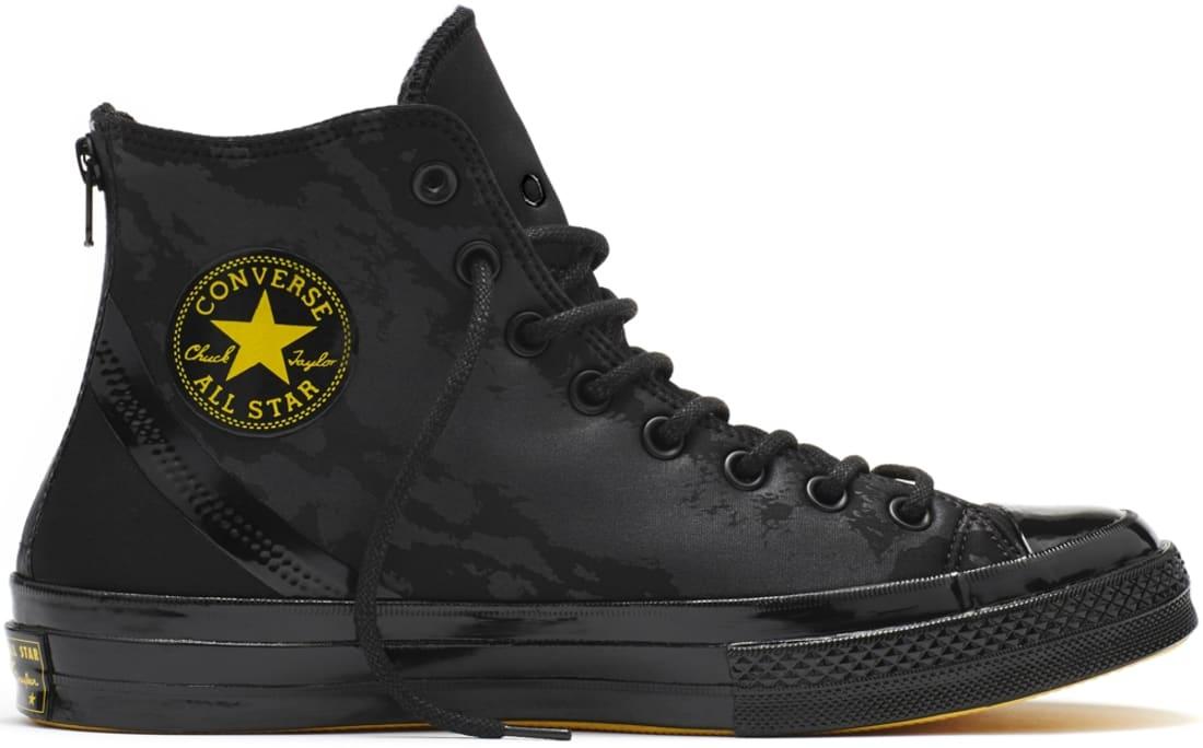 Converse Chuck Taylor All-Star 1970s Hi Wetsuit Black  022a1b7861cf
