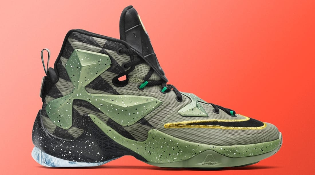 newest 58f6a 1be90 Nike LeBron 13 AS  All-Star