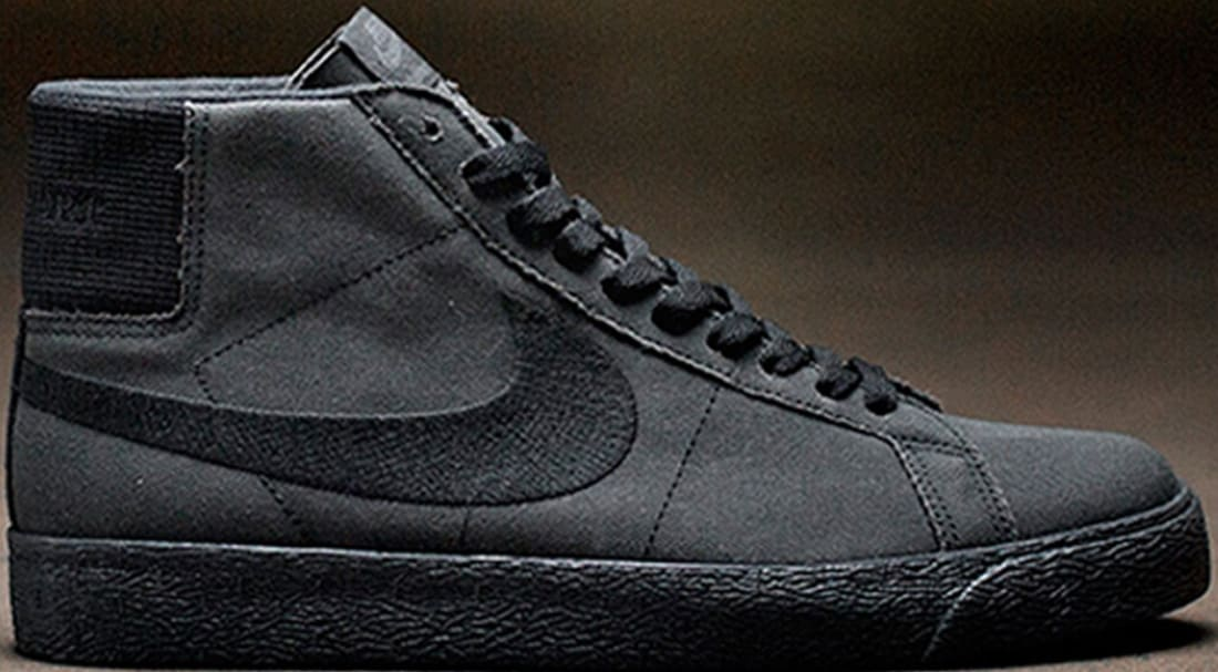 Felicidades vocal Alfombra de pies  Nike Blazer SB Black/Anthracite-Black | Nike | Sole Collector