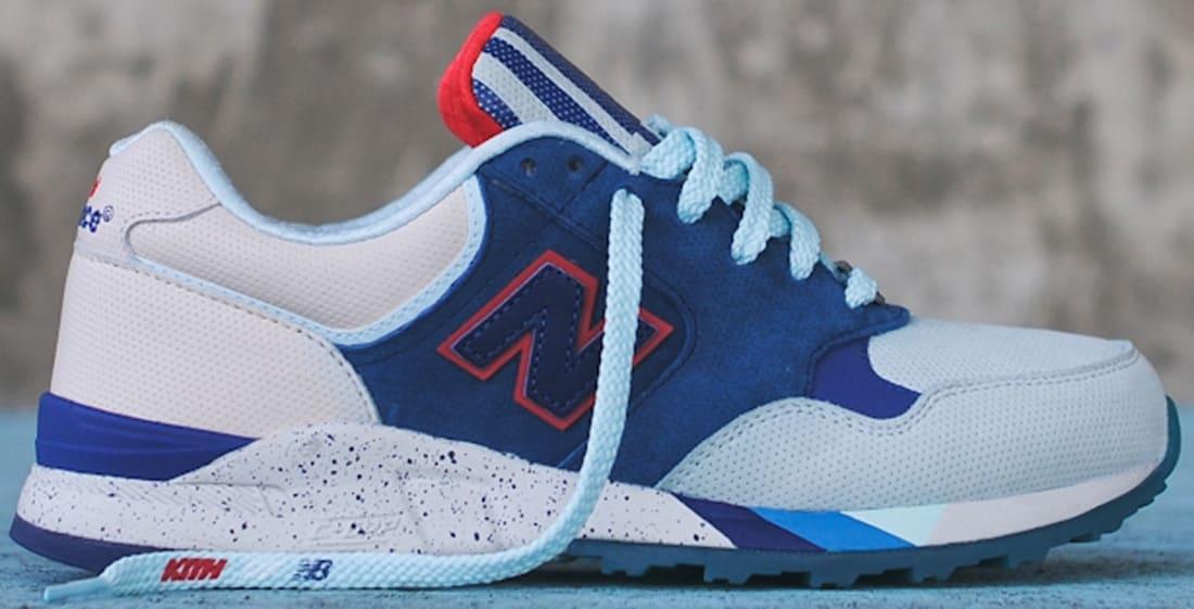 New Balance 850 Light Blue/Navy