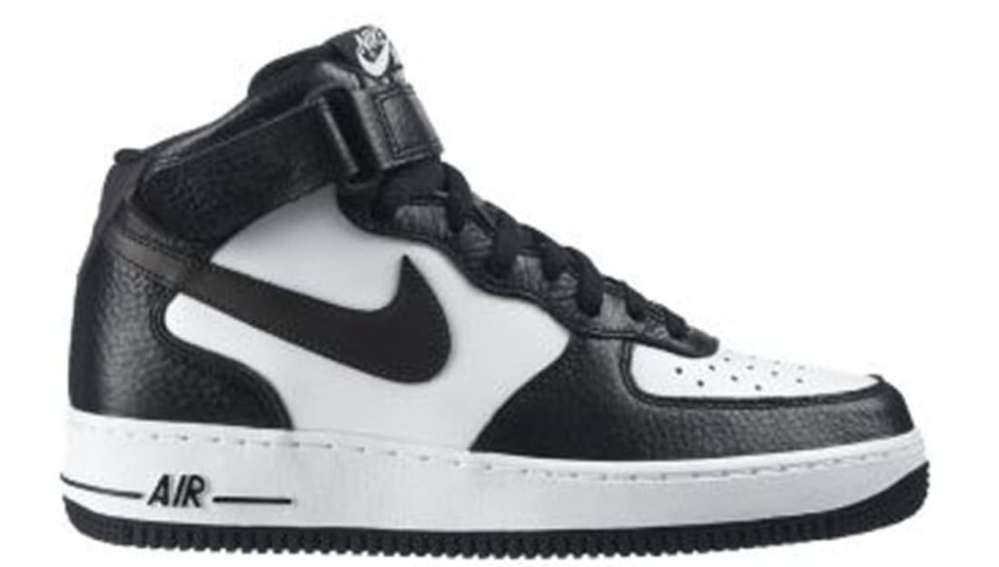 Nike Air Force 1 Mid BlackAnthracite White | Nike | Sole