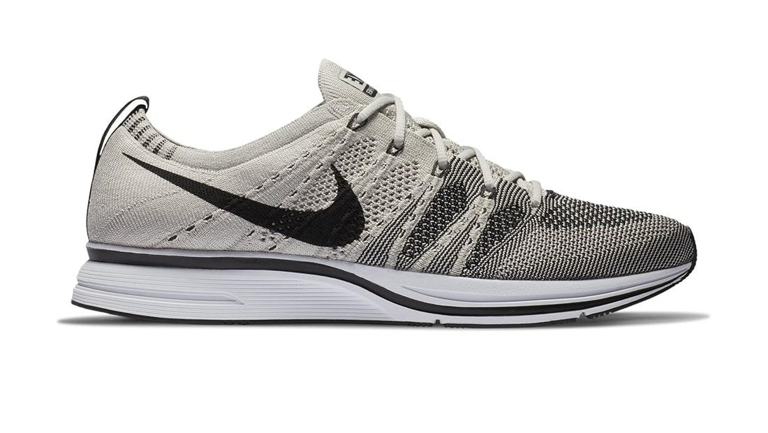 225aaf1e56372 Nike · Nike Running · Nike Flyknit Trainer. Nike Flyknit Trainer Pale Grey  ...