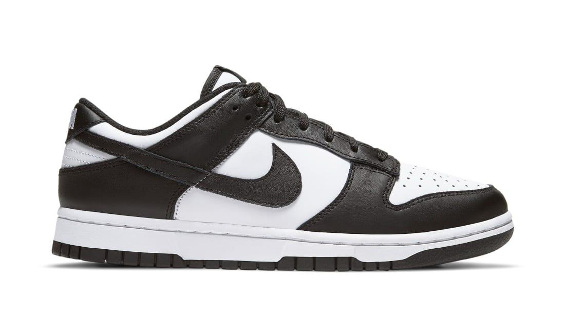 Nike Dunk Low Women's White/Black-White
