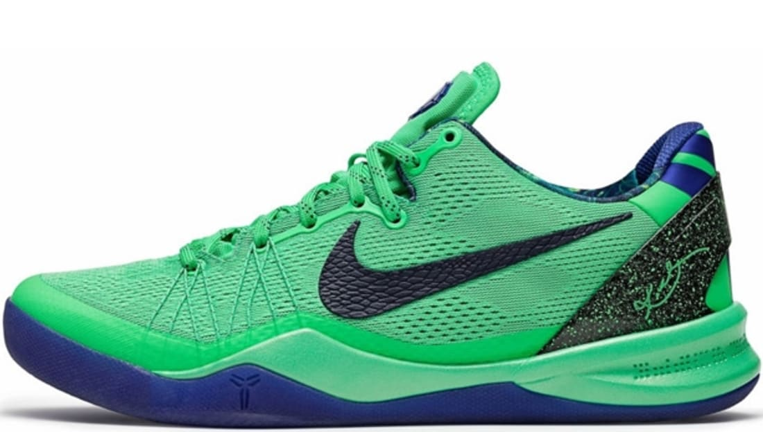 Nike Kobe 8 System Elite Poison Green | Nike | Sole Collector