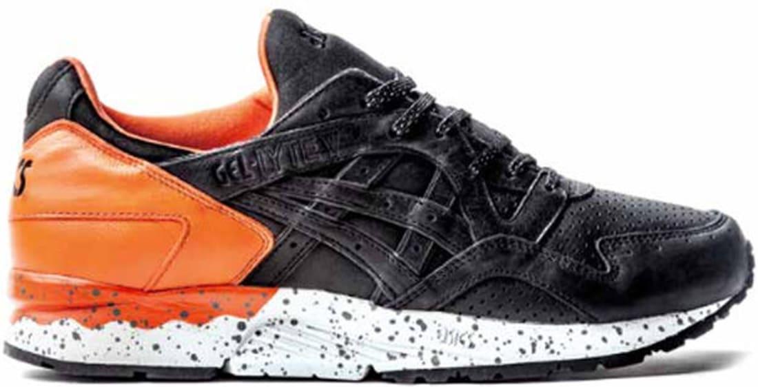Asics Gel-Lyte V Black/Orange   ASICS