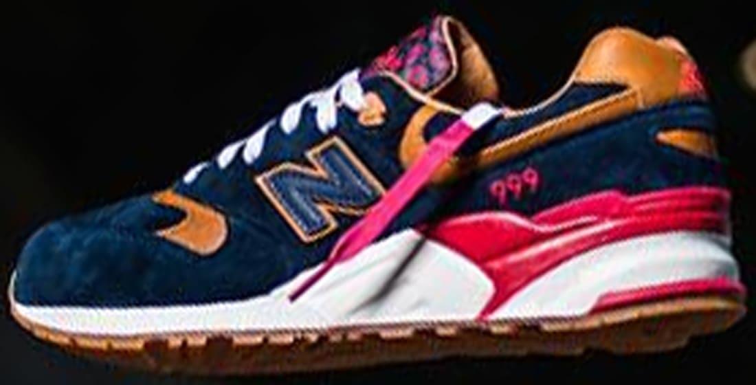 separation shoes 39df7 deea4 Politics x New Balance 999 Detective's Curse | New Balance ...