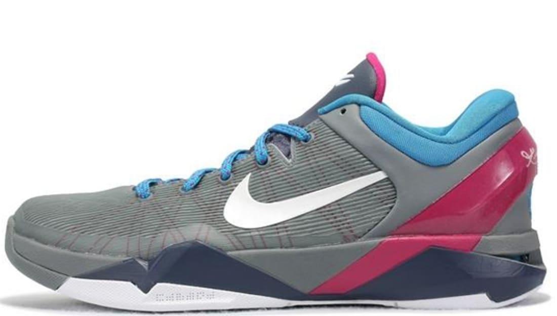 ddf81ab078e9 Nike Zoom Kobe 7 Fireberry
