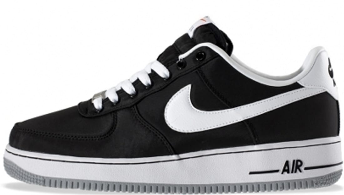 Nike Air Force 1 Low Black/White-Wolf