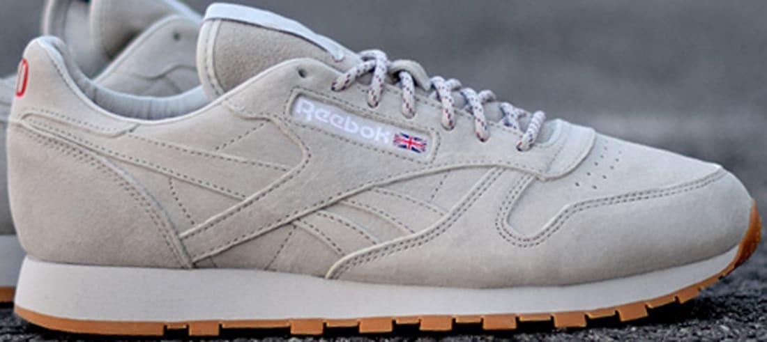 Reebok Classic Leather Steel/White-Gum