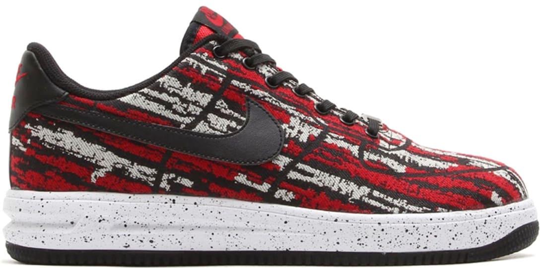 Nike Lunar Force 1 '14 JCRD QS Gym Red/Black
