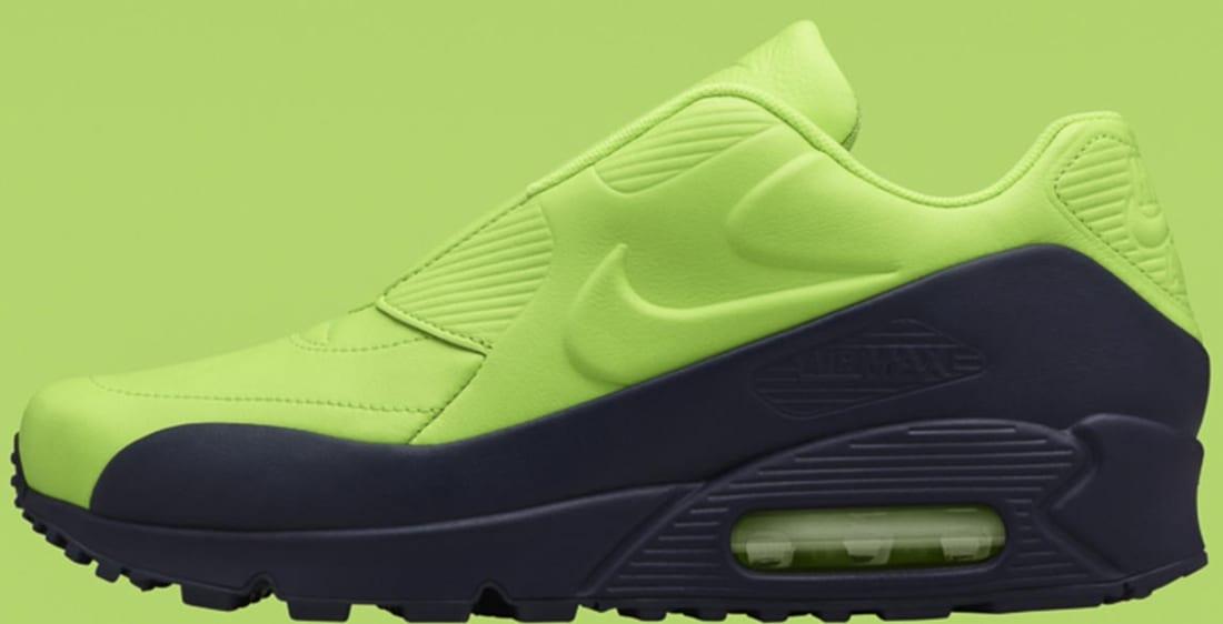 Nike Air Max '90 Women's Volt/Obsidian-Volt