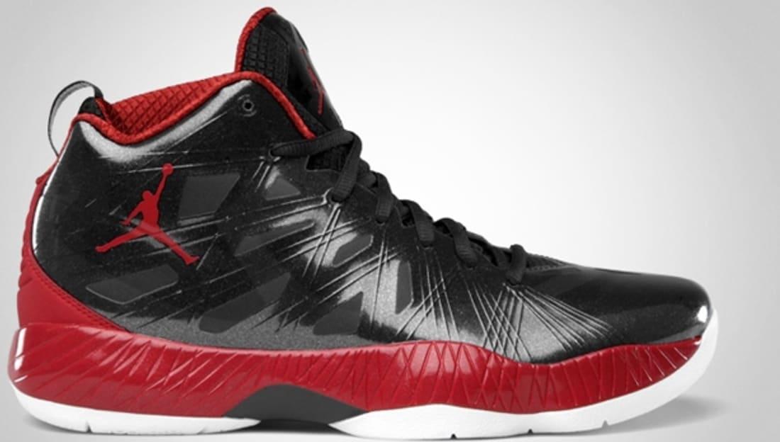 Air Jordan 2012 Lite Black/Gym Red-White