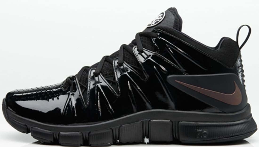 Nike Free Trainer 7.0 Black/Black-Black