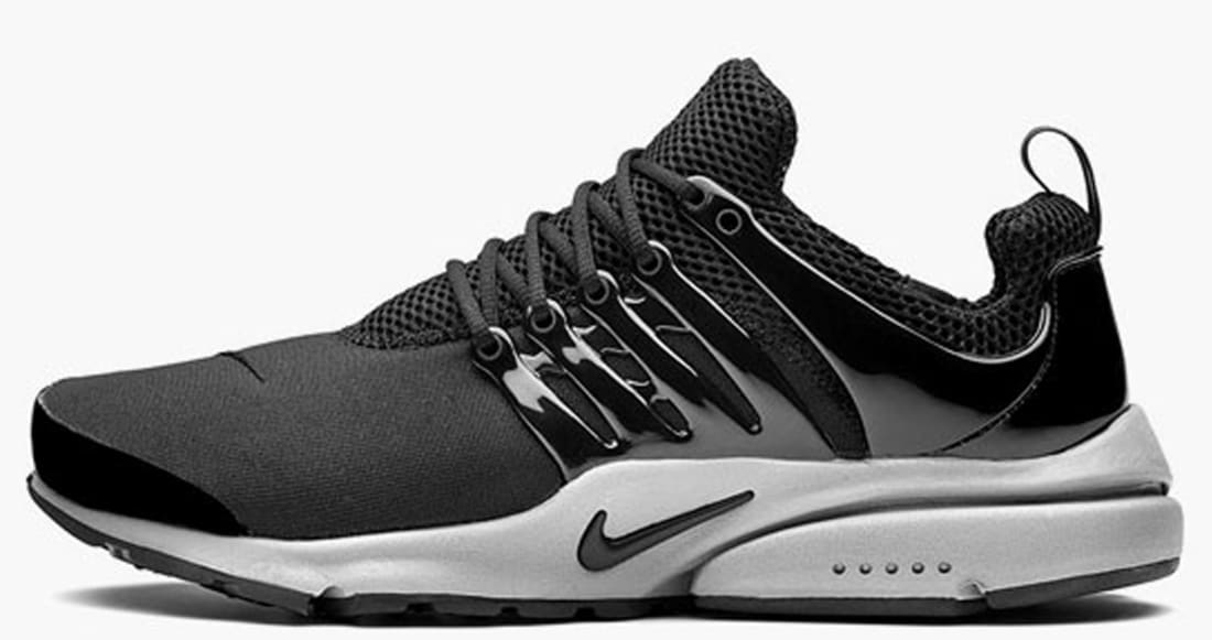 8f7f505bfb6a Nike Air Presto SP Black Black-Cement Grey