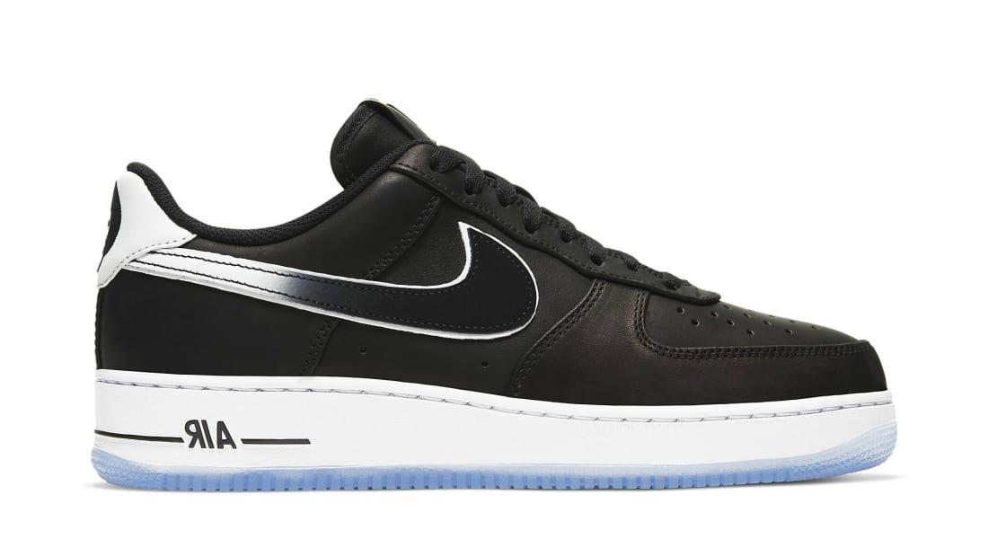 Colin Kaepernick x Nike Air Force 1 Low Black/Black-White