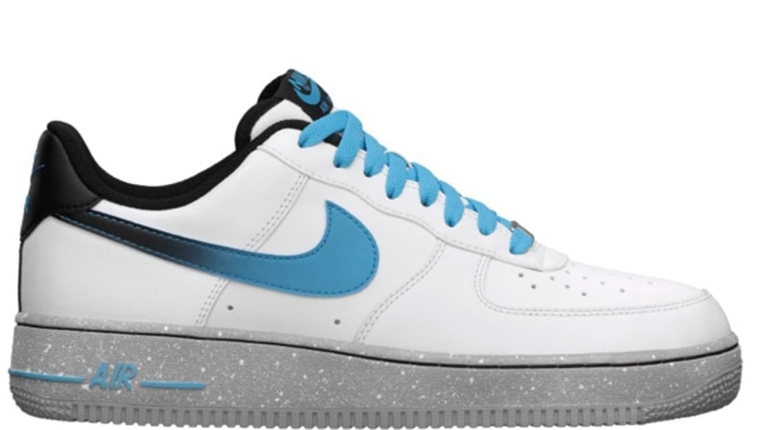 air force 1 low bleu