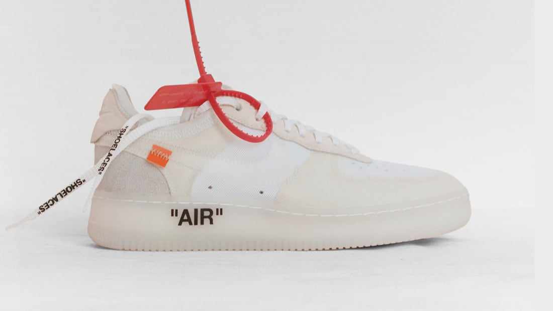420a8b2fe9a2 Nike · Nike Air Force 1 · Nike Air Force 1 Low. Off-White x ...