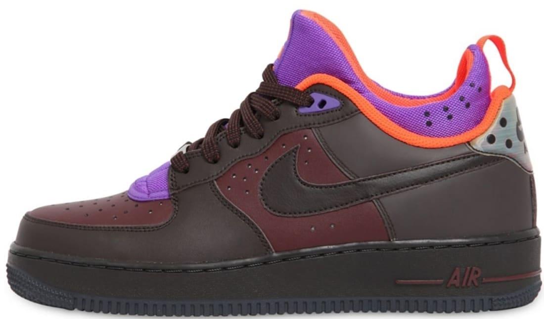 hot sale online 9cf7b 0656d Nike Air Force 1 Low CMFT Barkroot Brown Velvet Brown