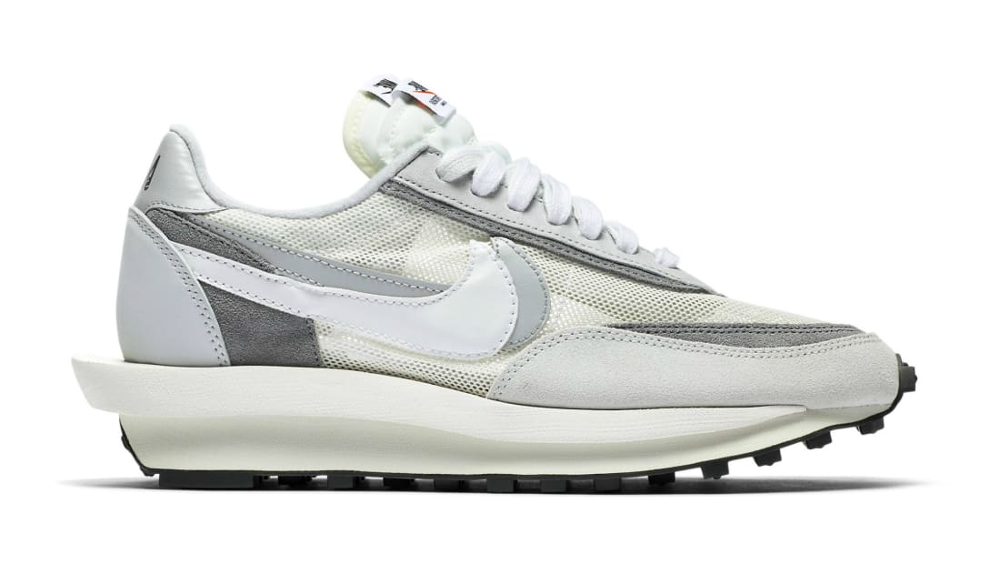 Sacai x Nike LDWaffle Summit White/White-Wolf Grey-Black