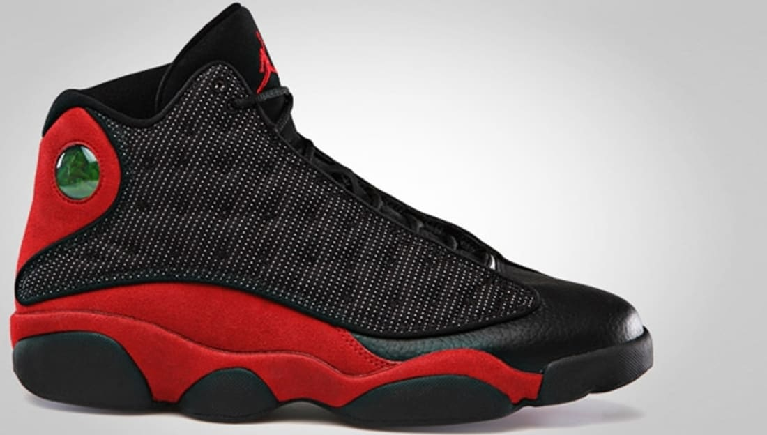 5bf52468c304 Air Jordan 13 Retro Black Varsity Red  13