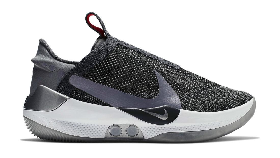 Nike Adapt BB Dark Grey/Multi-Color