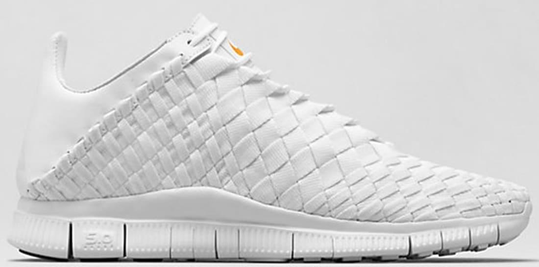 Nike Free Inneva Woven Tech SP White/White