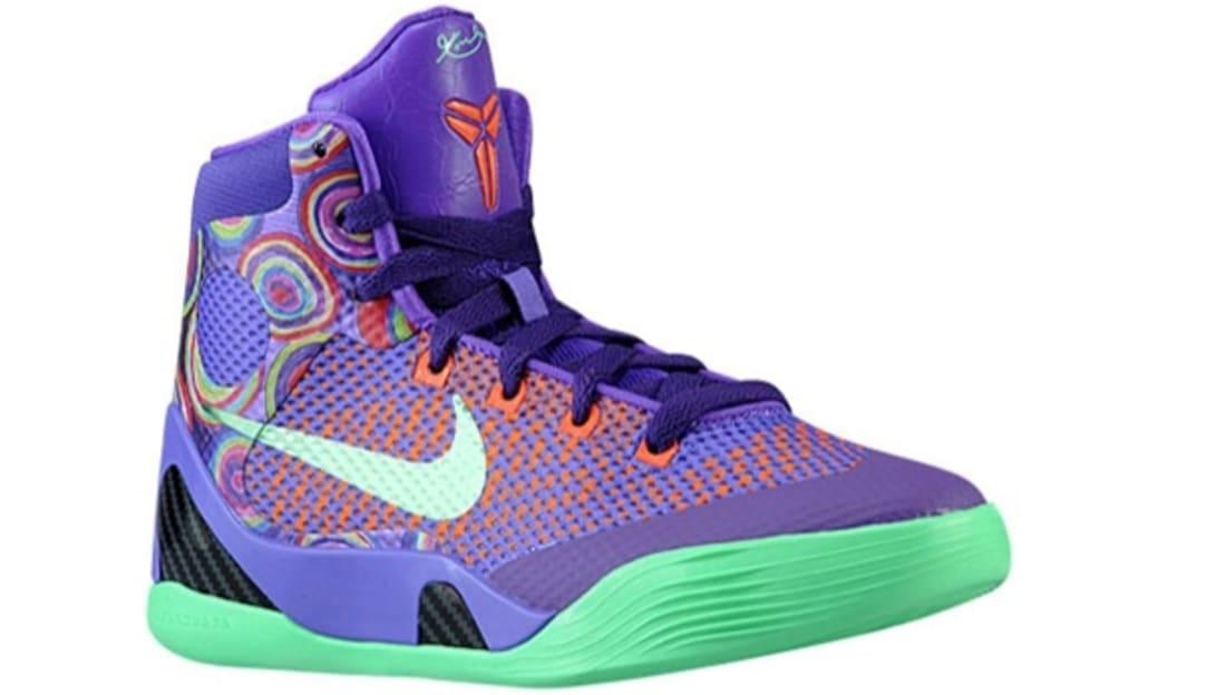 f9e4b48b536e Nike · Nike Kobe · Nike Kobe 9 (IX). Nike Kobe 9 Elite GS Purple ...