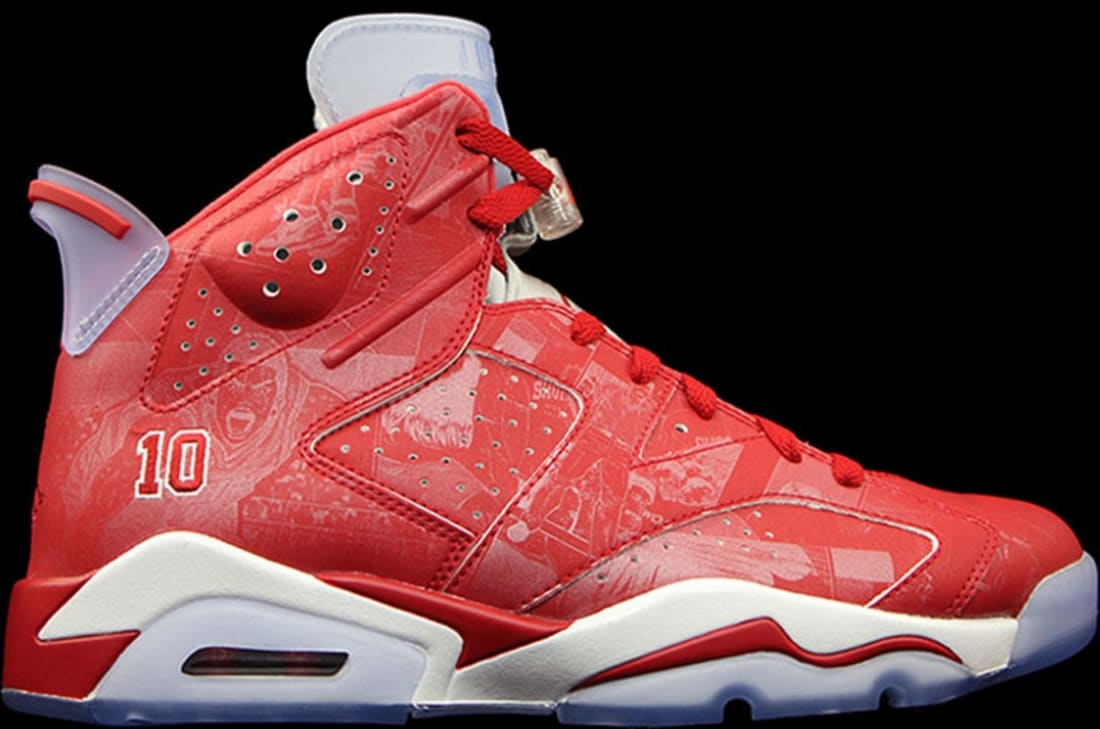 Air Jordan 6 Retro Varsity Red/Varsity Red-White